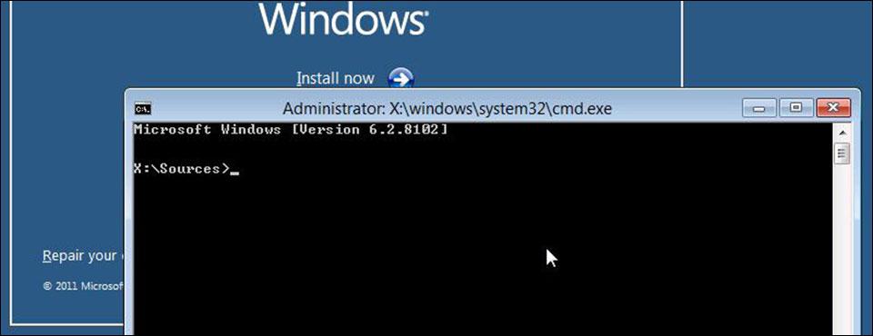 Установка Windows 8 на VHD, не портя установленного Windows 7
